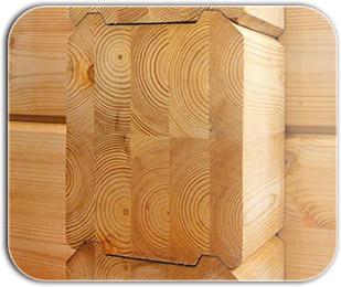Подготовка дерева для бани из бруса