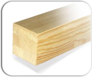 Преимущества бруса для строительства домов